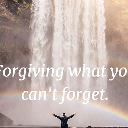 Forgiving What You Can't Forget - Study Group (Christian-based)