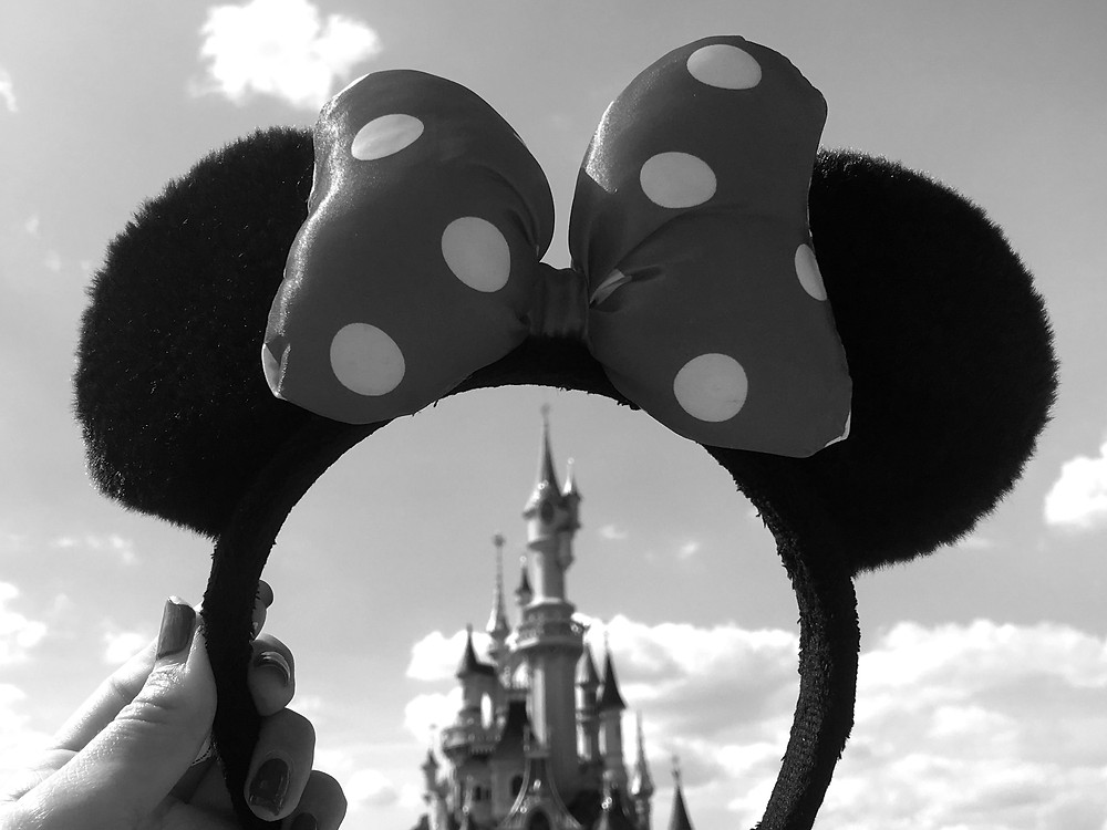 Minnie Mouse and Disney