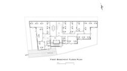 First Basement Floor Plan