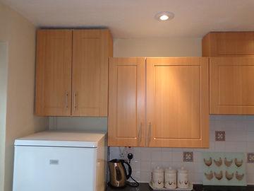 added new kitchen unit