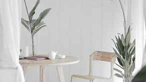 How to create a zen at-home office, anywhere.