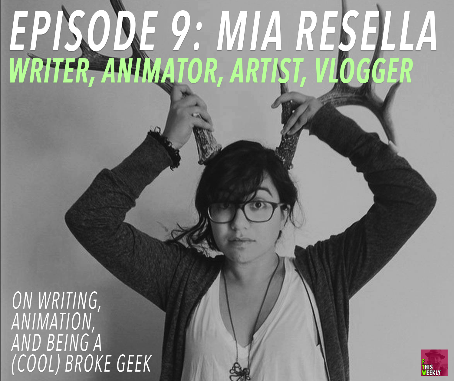 F This Weekly Podcast Mia Resella