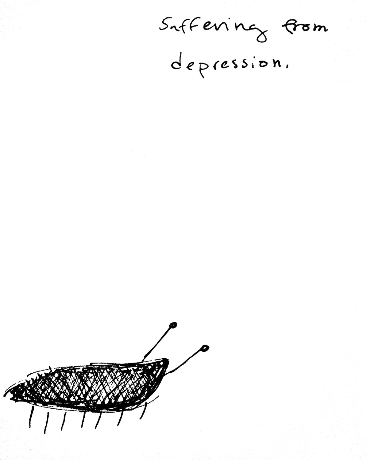 Suffering from Depression