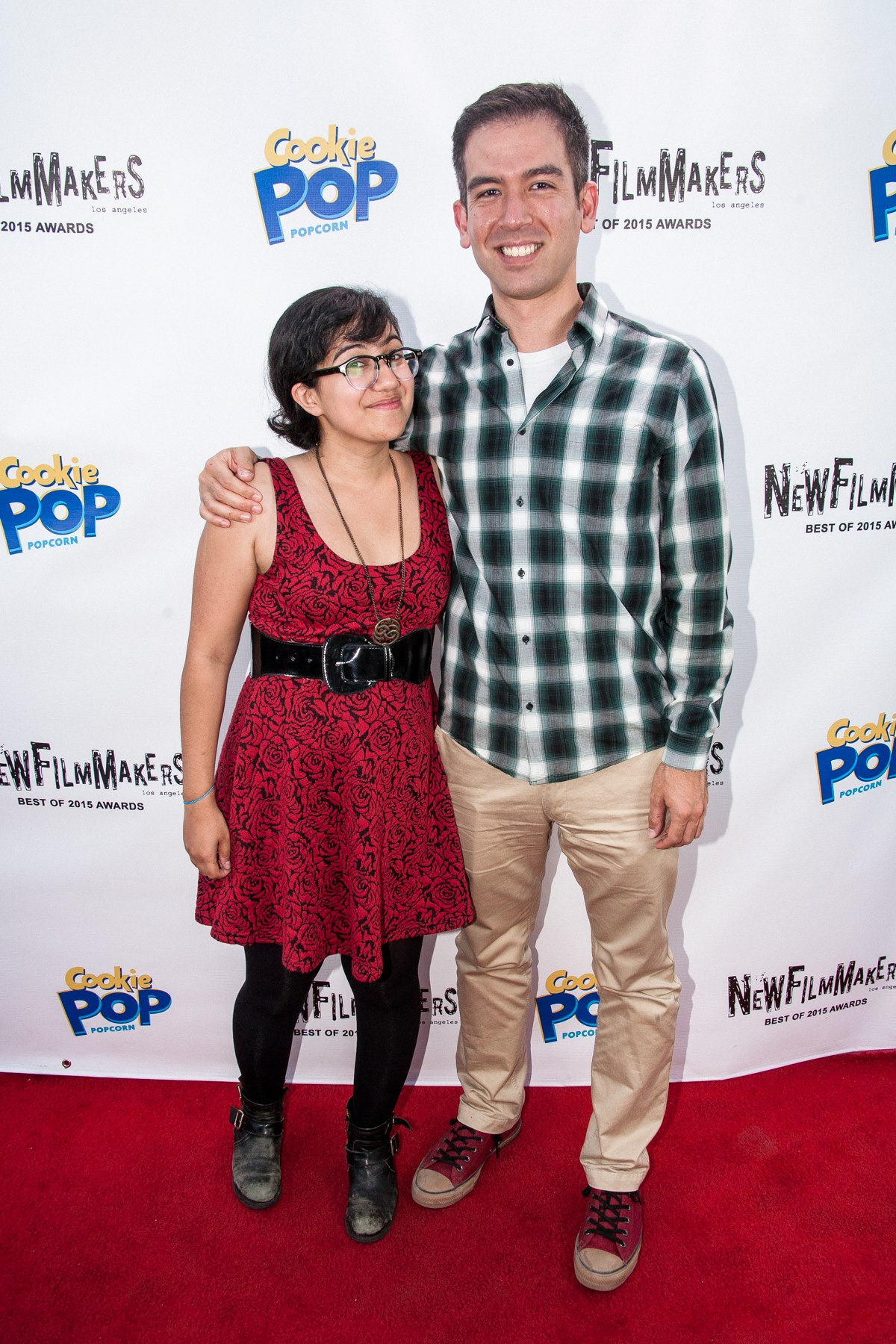 Red Carpet NFMLA New Filmmakers