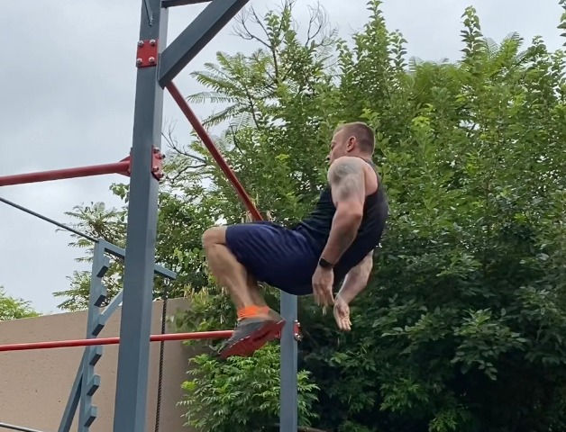 Primal Streetworkout Group Class