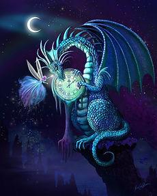 Time DragonSapphire