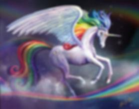 Rainbow Dancer