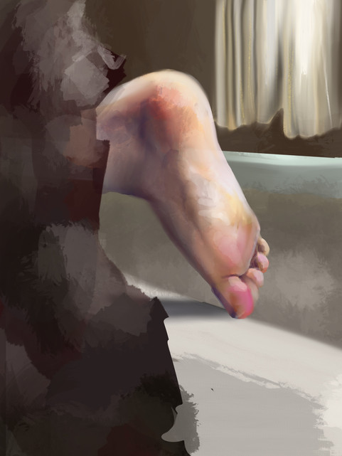 Cadence's Foot