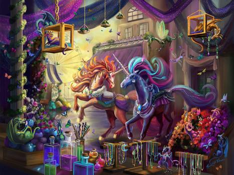 Twilight Marketplace