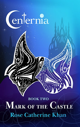 Signed Centernia: Mark of the Castle plus a hand drawn sketch