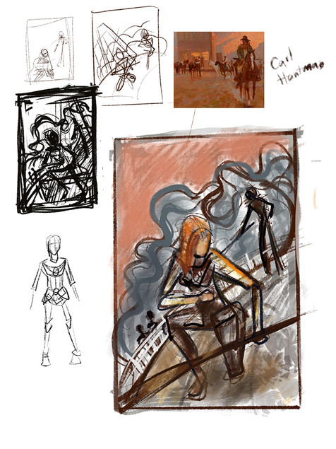 Sparring Roughs