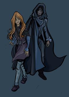 Jessi and Nico