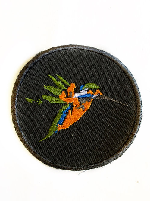 FLYIN AWAY IRON PATCH