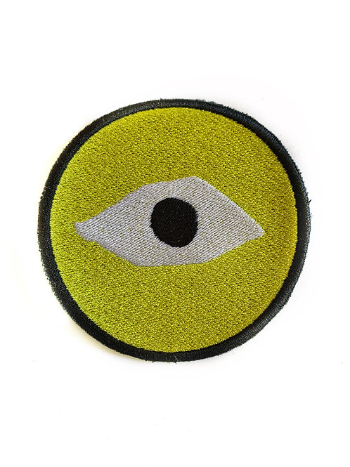 3RD EYE IRON ON PATCH