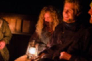 Natur Retur | Bålaften | Risskov Bålhytte | Lanterne | Højtlæsning | Fotograf Line Beck