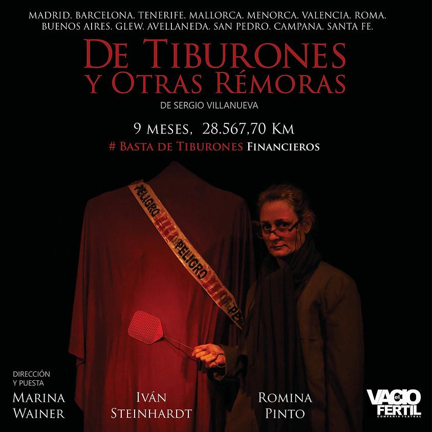 DE TIBURONES Y OTRAS RÉMORAS (SOCIOS ADICAE)