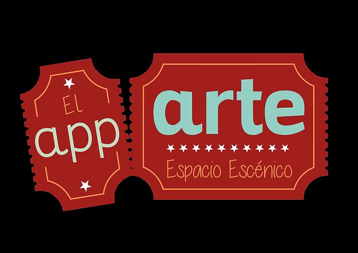 Logo el app de arte sala de teatro las palmas