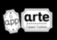 Logo Sala de teatro El App de Arte, espacio escénico en Las Palmas