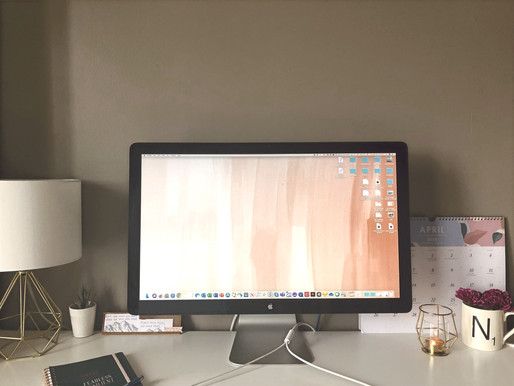 My Work-From-Home Routine