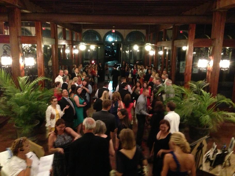 The Large Atrium!
