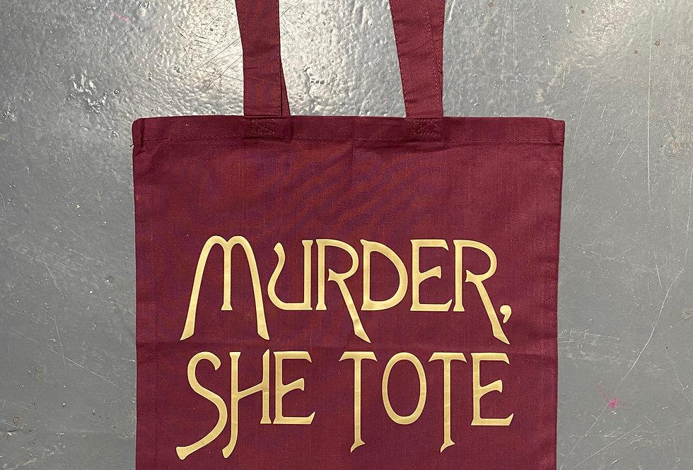 Murder She Tote