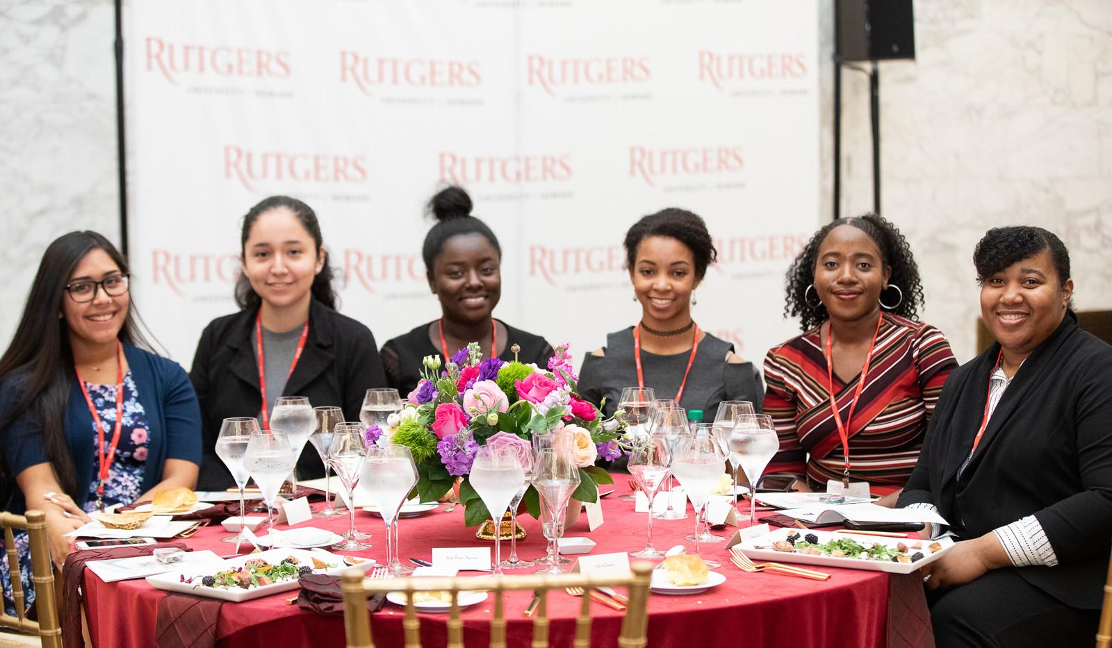 Rutgers Scholarship Dinner - 2019 - 391.