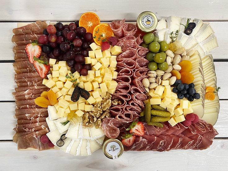 Cheese & Charcuterie Board - Medium