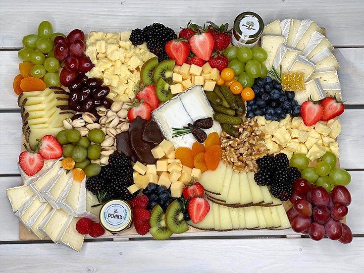Cheese Only Board - Medium