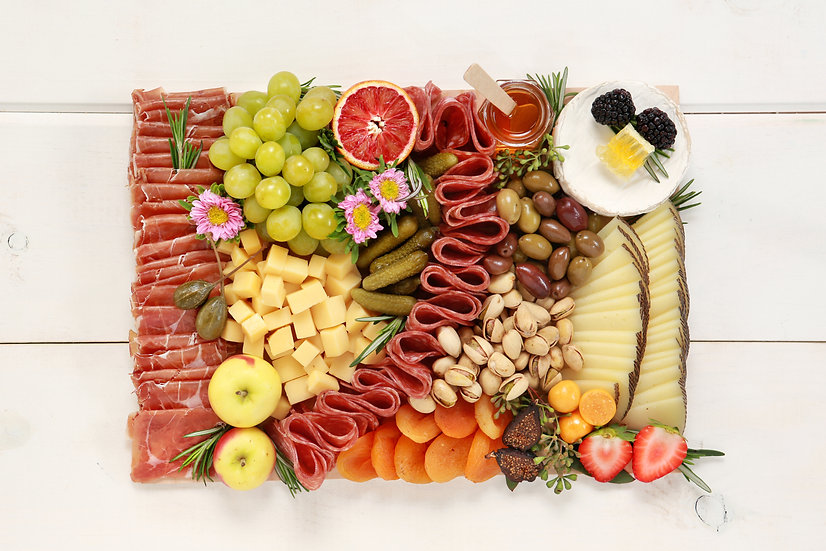 Cheese & Charcuterie Board - Small