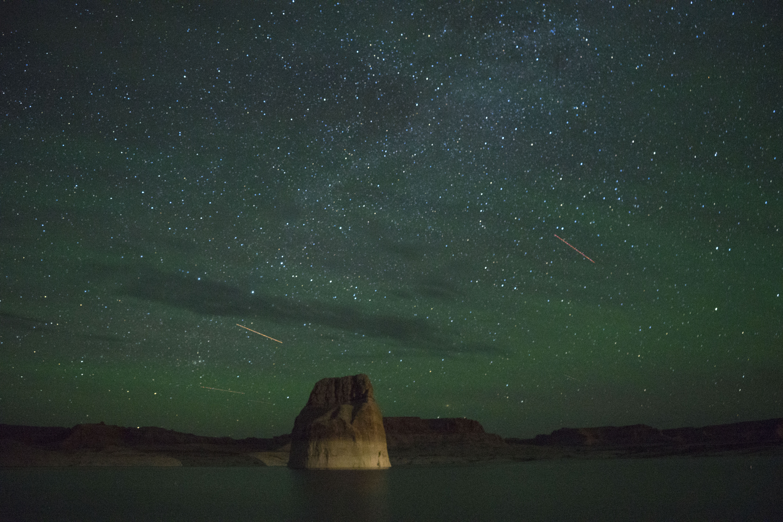 Lake Powell Stars