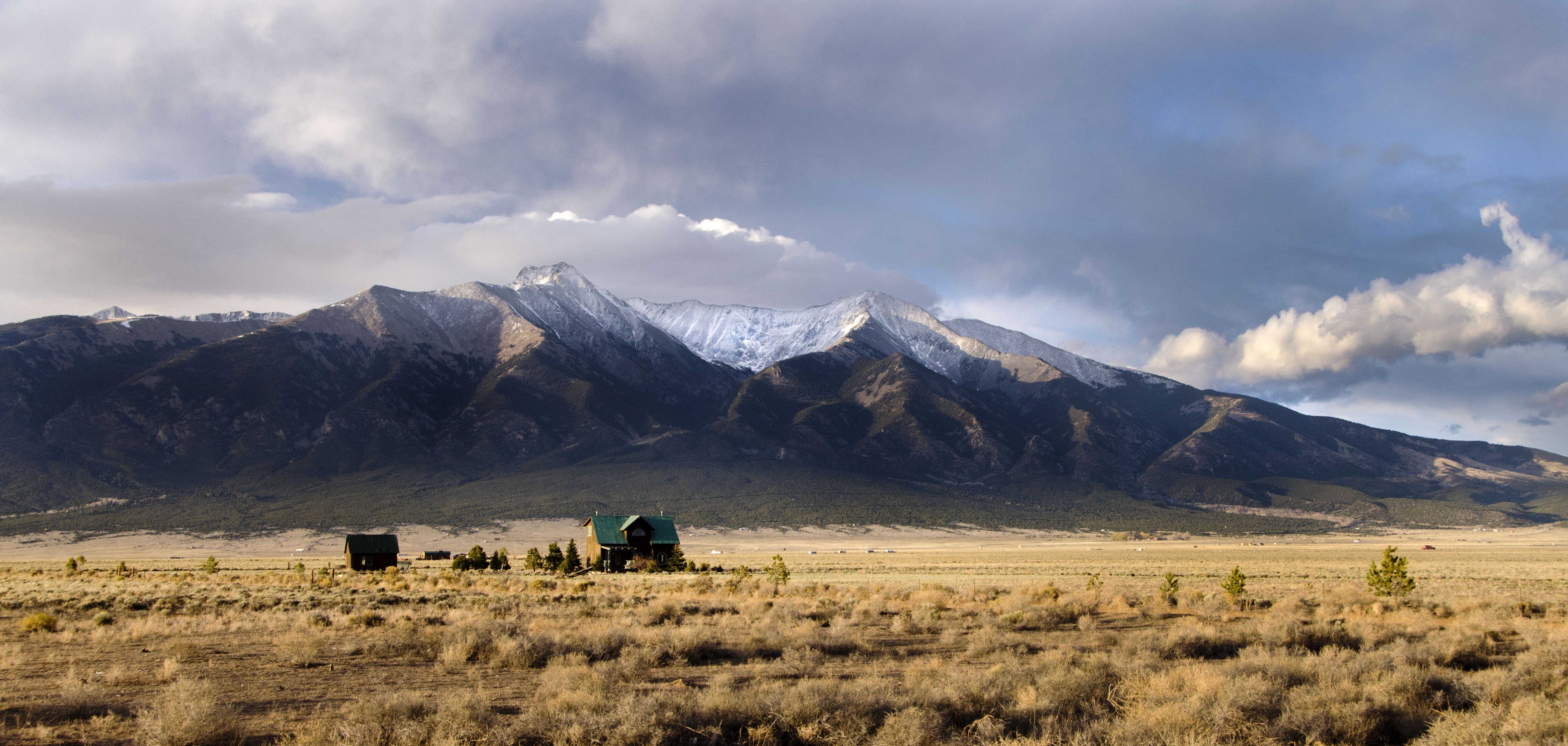 Mt. Blanca Colorado