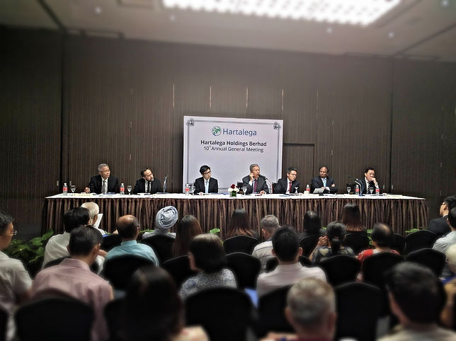hartalega holdings berhad strategic management View celynna wong's profile on linkedin strategic advisory finance at hartalega holdings berhad andrew ho natalie tan shuet yen.