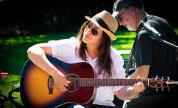 Jenn and Rob