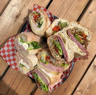 BOSSA Sandwiches