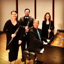 Trio Passioné Recital at FIU