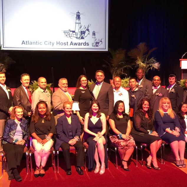 2019 Host Award Recipients