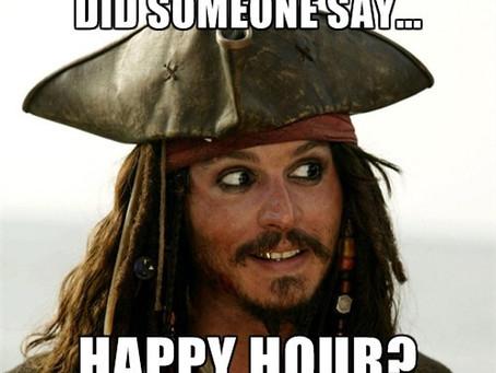Great Happy Hour Deals