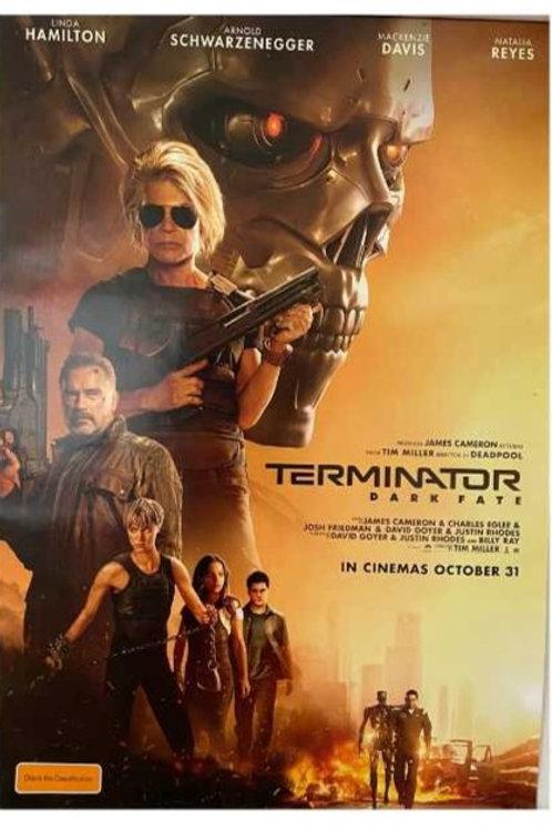 Terminator - Dark Fate (cast)