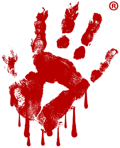 Logo-hand-print-blood-dripping-vector_Re