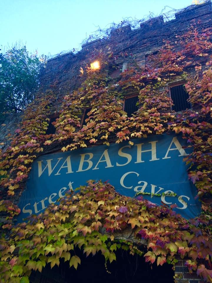 Wabasha Street Caves, St. Paul, Minnesota