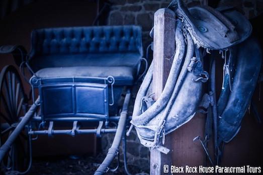 Black Rock house cart