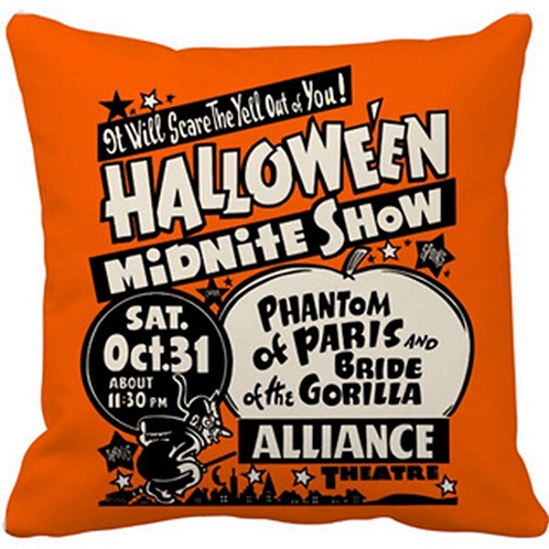 Halloween cushion covers