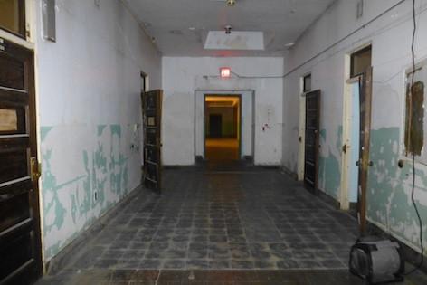 Trans-Allegheny Lunatic Asylum, West Virginia