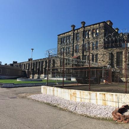 West Virginia Penitentiary, Moundsville, West Virginia