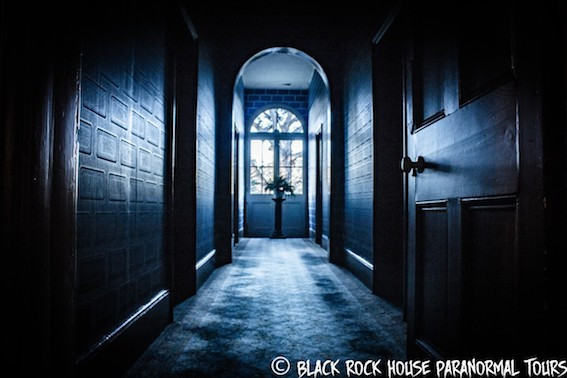 Black Rock house entry
