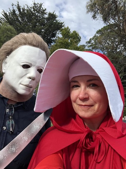 Michael and the Handmaid
