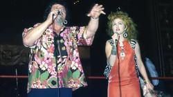 Cyndi and Captian Lou