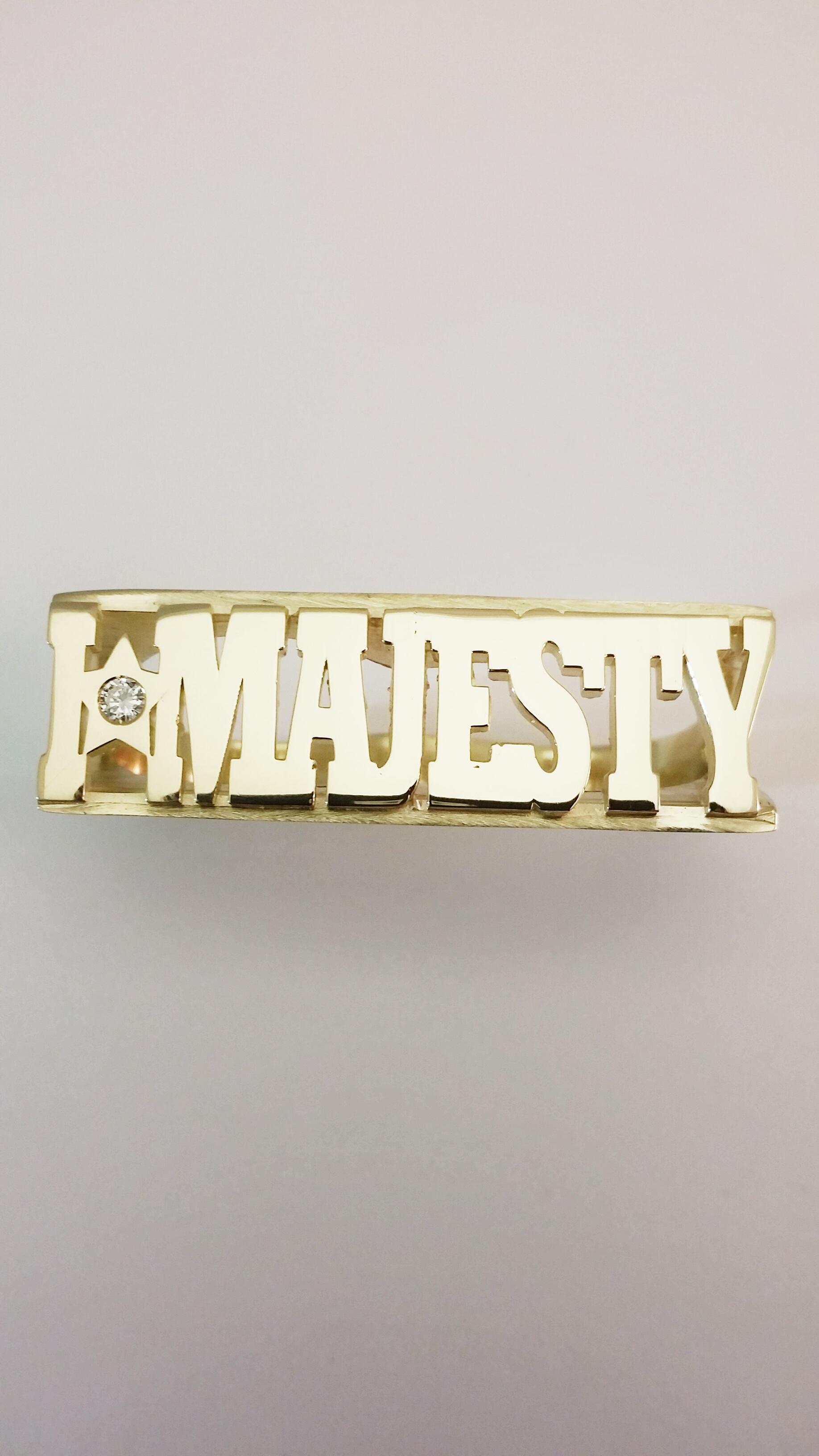 I Majesty