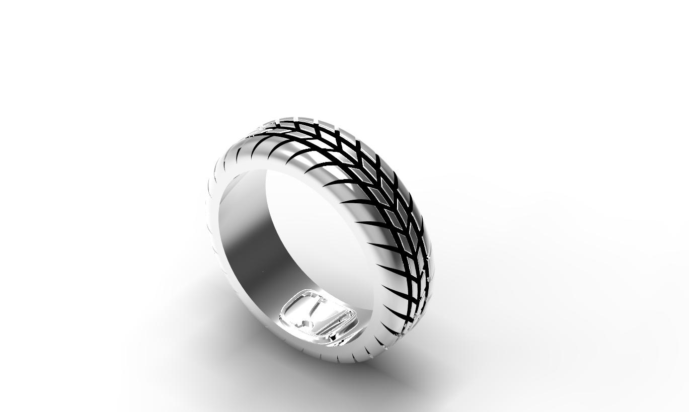 Honda fanatic ring.