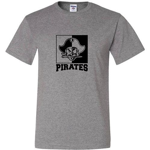 """Pirates"" Short Sleeve Tee"